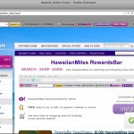 Earn Free Airline Tickets to Hawaii with the Hawaiian Airlines Toolbar