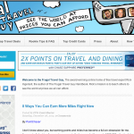 Latest Guest Post on Frugal Travel Guy