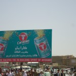 Energy Drink Ad- Very popular in Kabul