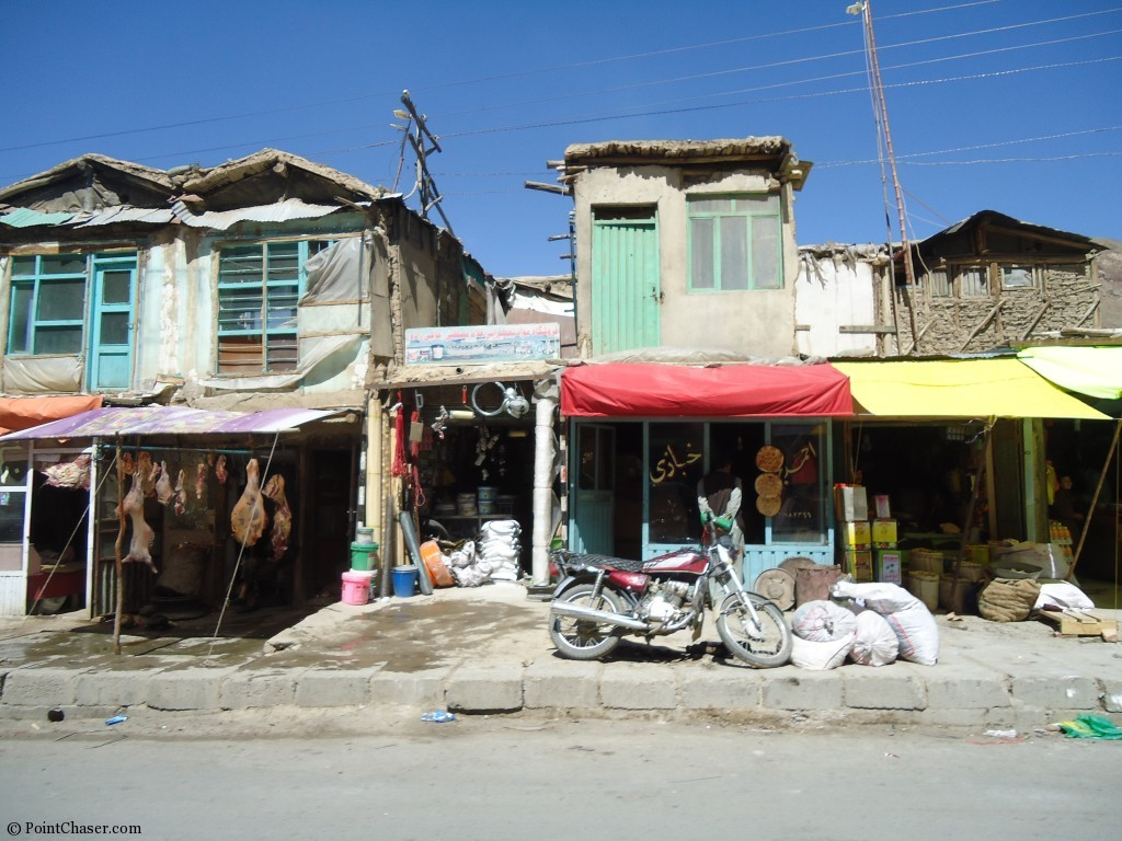 Markets of charikar