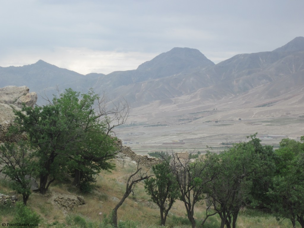 View of Arghandeh