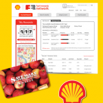 Shell Partnering with Save Mart Fuel Rewards