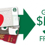 Starbucks Rewards Offering $5 to New Members