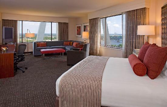 Best Hyatt Gold Passport Redemptions Category 2, Hyatt Regency St. Louis at The Arch