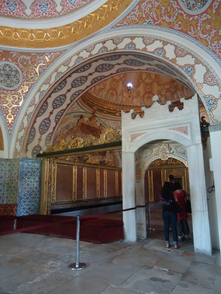Imperial Council Hall Topkapi Palace Istanbul