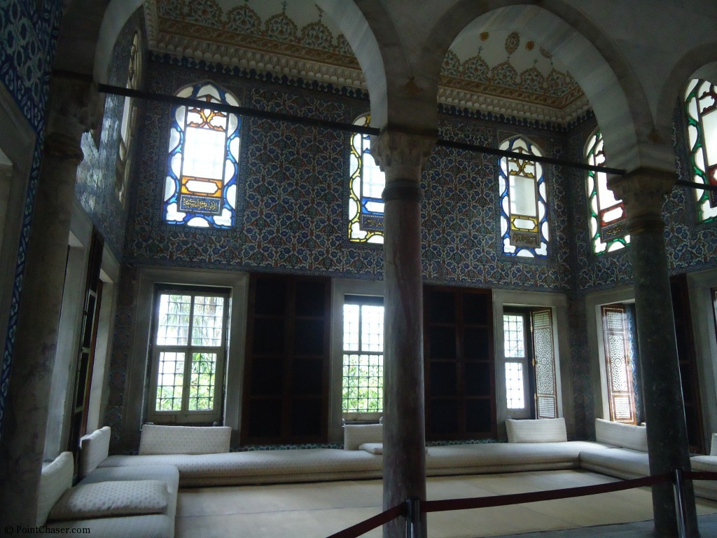 Library of Ahmed III Topkapi Palace