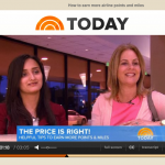 Mattress Running on the Today Show