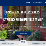 Are You Ready For Amex Small Business Saturday?