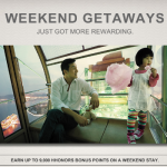 Up to 9,000 Bonus Points with Hilton HHonors Weekend Promotion