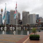 Australia Trip Report: Christmas Even on Darling Harbour