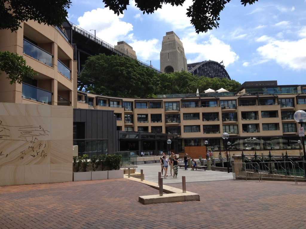 Park Hyatt Sydney Harbourside