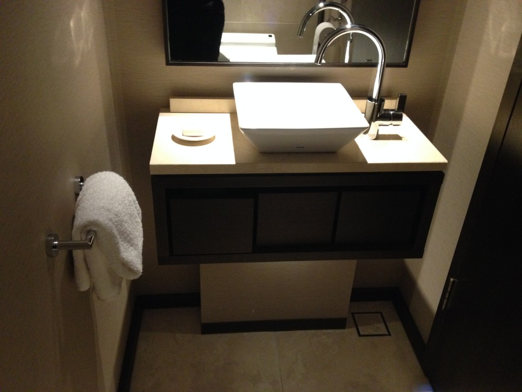 Park Hyatt Sydney Opera King Room Bathroom Sink