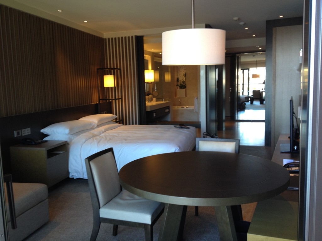 Review Park Hyatt Sydney Opera King Room