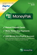 Green Dot Moneypak Reload Options