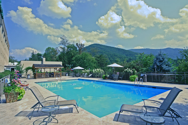 Holiday Inn Asheville - Biltmore East Pool