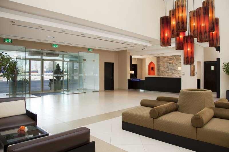 Holiday Inn Express Dubai Jumeirah Lobby