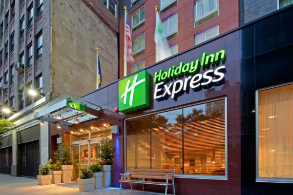 Best IHG Hotels Holiday Inn Express New York City Times Square