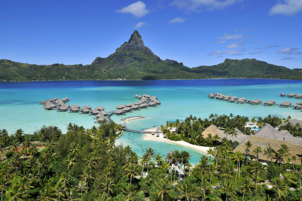 Intercontinental Bora Bora Resort & Thalasso Spa Source: Hotel website