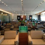 Air New Zealand Lounge + United 747 First Class: Sydney – San Francisco