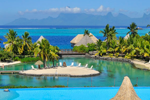 Intercontinental Tahiti, a former PointBreaks property