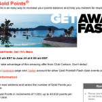 The Alternative to Buying Club Carlson Points for a 75% Bonus