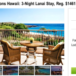 Deal Alert: Four Seasons Resort Lanai from $173 Per Night!