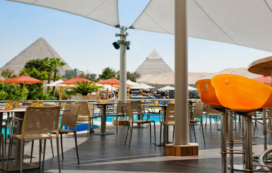 Le Meridien Pyramids Hotel & Spa Source: Hotel website