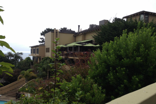 Hyatt Carmel Highlands California Market Restaurant
