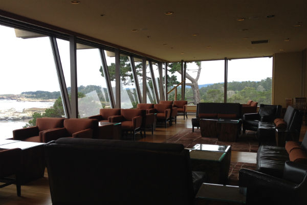 Hyatt Carmel Highlands Lobby Lounge