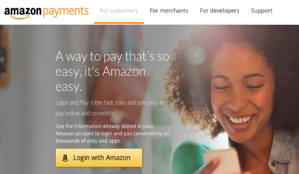 RIP Amazon Payments