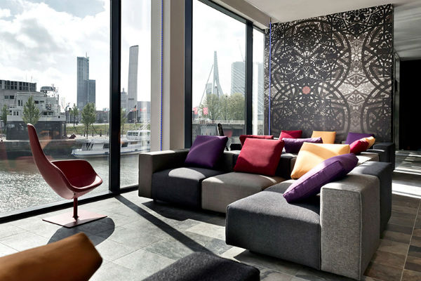 Mainport Rotterdam - One of the Best Category 4 Starwood Hotels