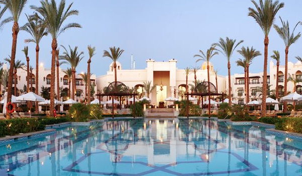 InterContinental The Palace Port Ghalib Resort Source: Hotel website