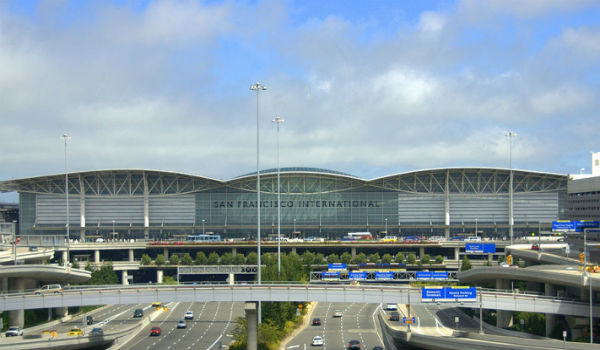 SFO: One of the few airports that allows Uber pickups Photo credit: Foter / CC BY