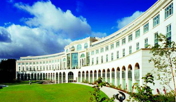 Travelzoo's Ireland vacation package includes 6 nights at the Powerscourt Hotel