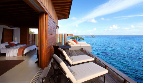 Staying at the Park Hyatt Maldives will require 30,000 points per night rather than 25,000
