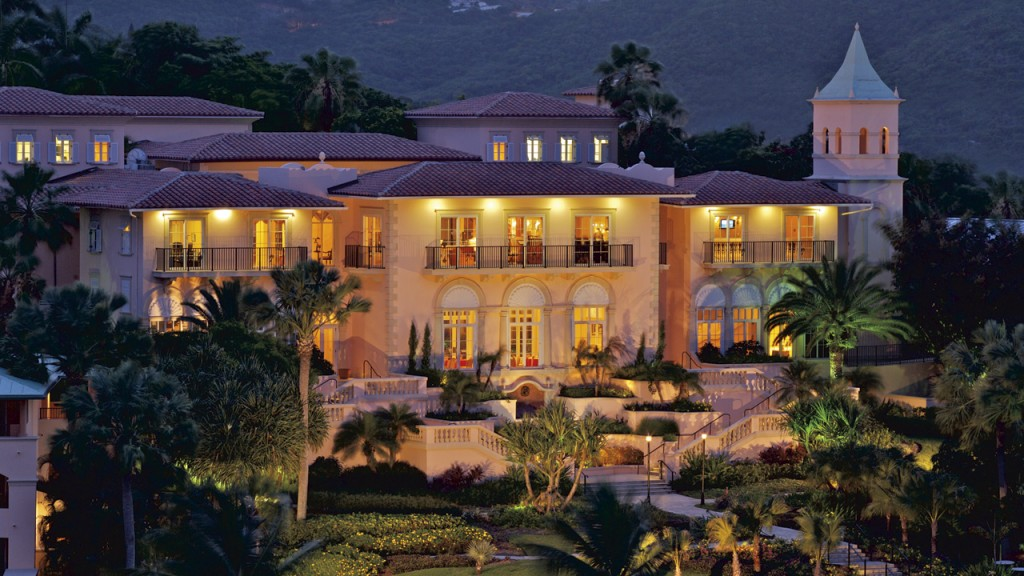 Redeem your free night certificate at the Ritz Carlton St. Thomas by March 19, 2015