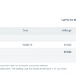 AAdvantage and Dividend Miles Account Balances Merging