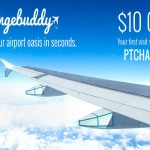 Get $10 off Airport Lounge Access from LoungeBuddy