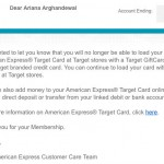 American Express Tells Us Something We Already Know