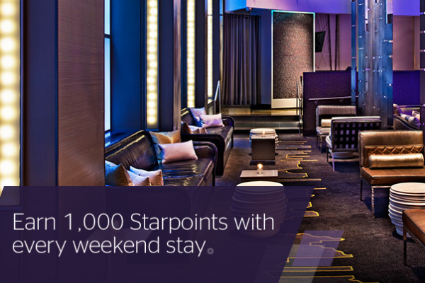 SPG Make it Count 2015 promotion