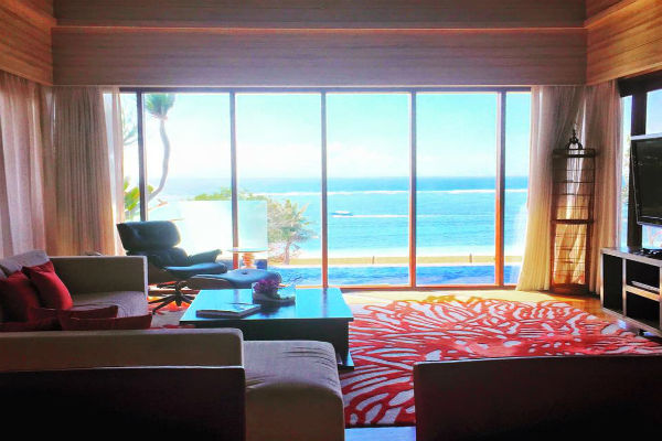 The Conrad Bali Penthouse Suite