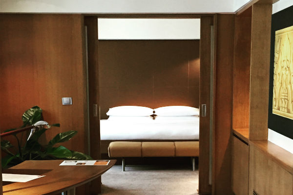 Grand Corporate Suite at the Grand Hyatt Singapore