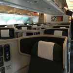 Review: Cathay Pacific Business Class Hong Kong to Singapore
