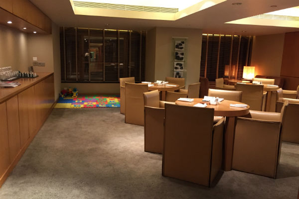 Family Room at the Grand Club Lounge