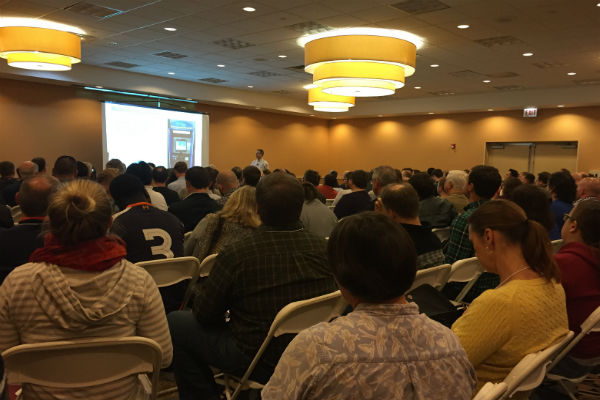 FrequentMiler at the Chicago Seminars 2015
