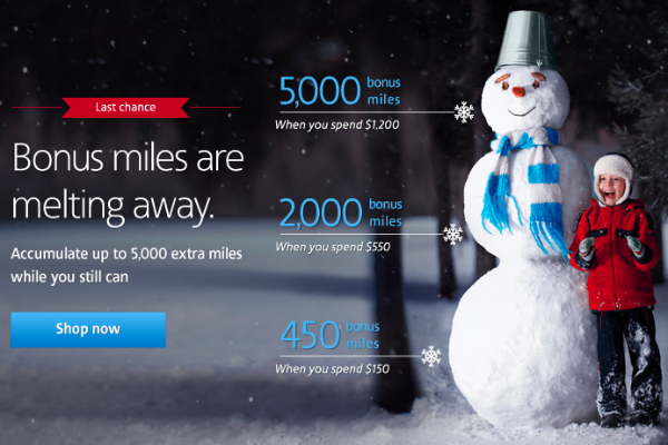 Earn up to 5,000 miles through the AAdvantage shopping portal!