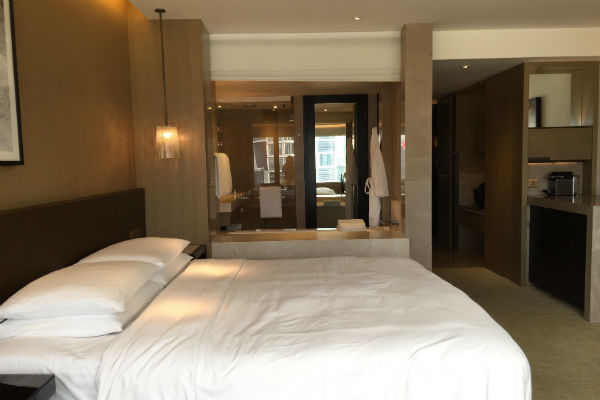 Grand Deluxe City View Room