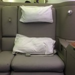 Review: Cathay Pacific First Class Hong Kong to San Francisco