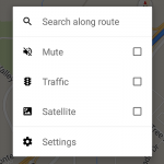Mapping a Manufactured Spending Route with Google Maps