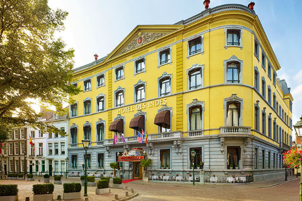 Best Category 5 SPG Hotel Hotel Des Indes The Hague